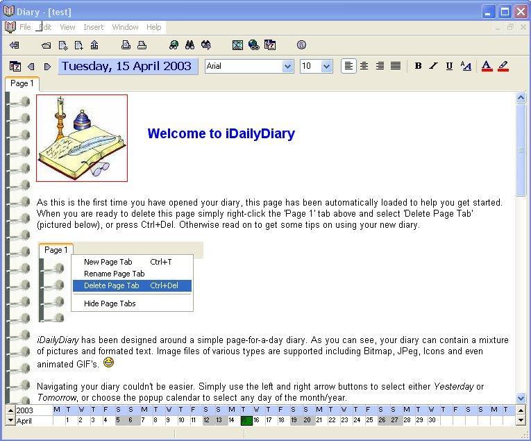 iDailyDiary – päevik