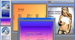 CDCoverCreator – CD ümbrised