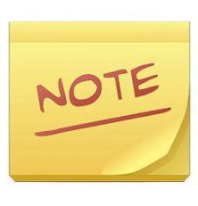 Simple Sticky Notes – märkmed ekraanil